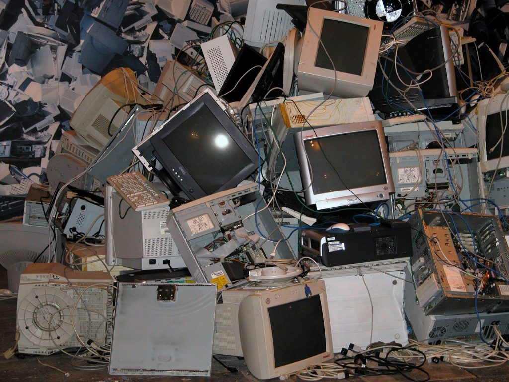 Dechets informatiques
