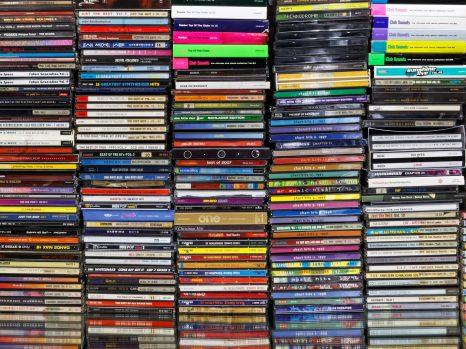 recyclage de cd et dvd