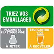 Logo recyclage consignes infotri